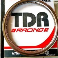 NEW velg TDR Er brown ukuran 160 ring 17