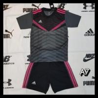 Terlaris Baju Kaos Futsal/Bola Anak Junior Nike Adidas Puma Stelan -