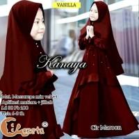 Kanaya kids | Baju Muslim Anak | Gamis Anak | Fashion Muslim
