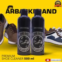 Shoe Cleaner - Pembersih Sepatu Premium - Arback Shoe Cleaner 500 Ml