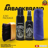 BEST SELLER ! Pembersih Sepatu Arback premium shoes cleaner edisi Pake
