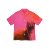 Supreme My Bloody Valentine Rayon S/S Shirt Loveless Pink