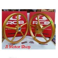 Velg Racing RCB Sp522 Ring 17 Drag Mi Old Fino Mio J GT XRide Soul GT