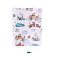 Vintage Vehicle Toddler blanket
