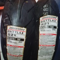Ban Battlax Bridgestone S21 120 60 17 150 60 17 S21