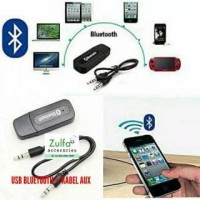 Bluetooth Audio Reciver usb - kabel Aux Blutut