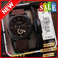 Jam tangan fossil FS 4656 / Fossil FS4656 SET GELANG Original BM