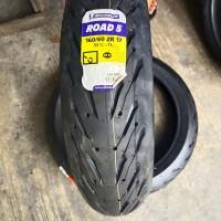 Ban Michelin Pilot Road 5 160 60 17 Not Batlax Pirelli Metzeler Dunlop