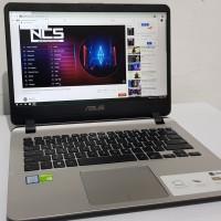 Laptop Asus A407uf i7 8th Ram 8gb hdd 1Tb Nvidia MX130