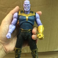 Figure Avengers Infinity War Thanos KEas Loose Pack