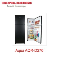 Aqua kulkas AQR-D270