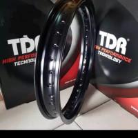 Velg TDR W Shape 215 ring 17 black