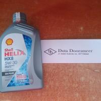 Oli Mobil Shell Helix HX8 5W30 Fully Synthetic