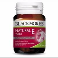 balckmores vitamin E 250iu