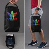 Tas Sepatu Bola/Tas Sepatu Futsal Grade Ori Adidas Rainbow