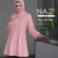 ATASAN NIBRAS NA 27 Tunik Muslim Wanita