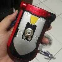 Mainan Handphone / IPad Ultraman Merah jadul vintage ORIGINAL BANDAI