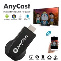 Dongle wireless anyast m2 plus android TV