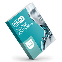 Eset© NOD32 Antivirus | 1 Tahun (KeyCard)