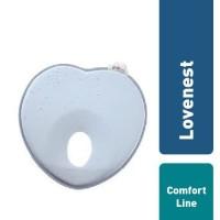 Babymoov Lovenest Blue / bantal anti peyang 0-6 bulan - A50216