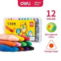 Deli 72070 School Crayon