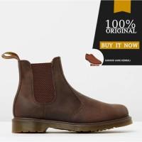 Sepatu Boots Original Dr. Martens 2976 Chelsea - Gaucho Crazy Horse