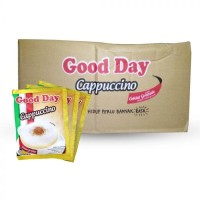 KOPI GOOD DAY CAPPUCCINO 1 DUS ( 12 RENTENG / 120 SACHET ) - GROSIR