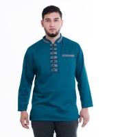 Baju Gamis Koko Akhtar Ramadhan Style Premium Brand Tersedia 4 Warna