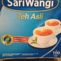 Teh Sariwangi 100s box