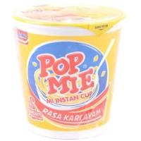 Pop mie rasa kari ayam 75 g