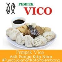 PROMO!! PEMPEK VICO ASLI PALEMBANG EMPEK EMPEK VICO PAKET AMPERA 150