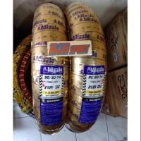 Ban luar Mizzle MR01 90/80-14 sepasang - ban mizzle soft compoun ring