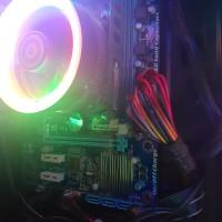 Paket Mobo Core i5 3470 + gigabyte h61m ds2 rev 5 LIHAT DESKRIPSI