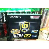 GIGABYTE H110M DS2 (gen 6/7) READY STOCK MURAH