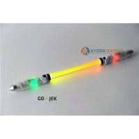 Spinning Pen ZhiGao V19 LED Ayoda Trading Berkualitas