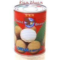 Eagle Longan 565 gr / Buah Kelengkeng Kaleng Eagle Brand