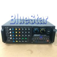 Amplifier Karaoke Ashley KA 6500 Original powersound KeWWqxCZ12348
