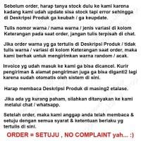 [ Size BESAR ] Miels Face & Body Scrub - Lulur Badan & Masker Muka -