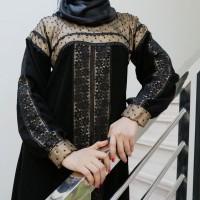 Arabic wear Na 426   Baju gamis pesta-gamis ori-jumbo-ld 120-india