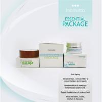 Mamutta Essential Package - Natural Skin Lightening & Anti-Aging