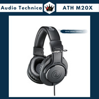 Audio Technica ATH-M20X ATH M20X ATHM20X Headphone Monitor Closed Back