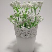 baby breath/bunga artifisial/bunga plastik/bunga palsu/bunga putih