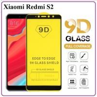 Xiaomi Redmi S2 Tempered Glass Anti Gores Kaca Screen Guard Full Cover