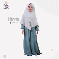 Baju muslim anak perempuan - Gamis anak syar'i ori manasikana