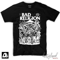 Kaos Band BAD RELIGION - WASTELAND
