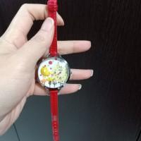 Watch / Jam Tangan / Fashion / Mini / Clay 3D korea / Preloved