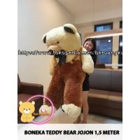 Boneka Beruang/ Teddy Bear Jojon jumbo 1,5 Meter IMPOR