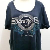 T-Shirt Hard Rock Cafe Toronto Ontario CANADA Original