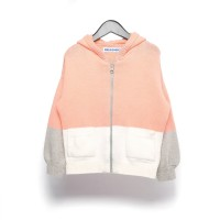 Hello Mici Baju Bayi Jaket Knitwear Sora Peach