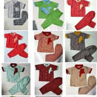 Setelan Koko Turki Anak Usia 1-5 Tahun PROMO (Peci, Baju & Celana)